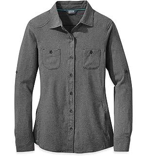 Outdoor Research Womens Jolene Snap Front Shirt