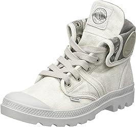 14ac12e95e Palladium Damen Us Baggy W F Hohe Sneaker