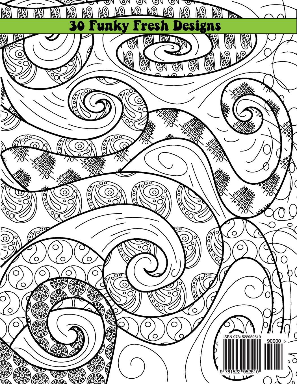 amazon com color me high a marijuana inspired coloring