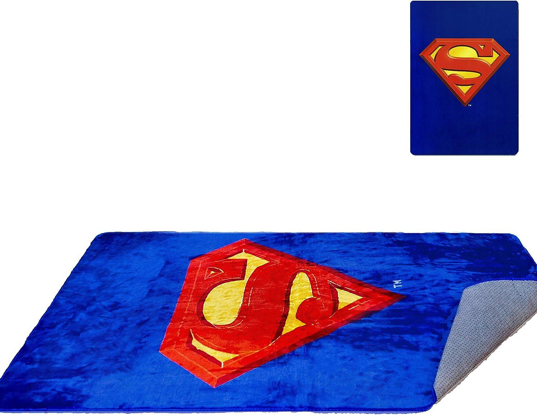 DC Comics Superman Shield Rug
