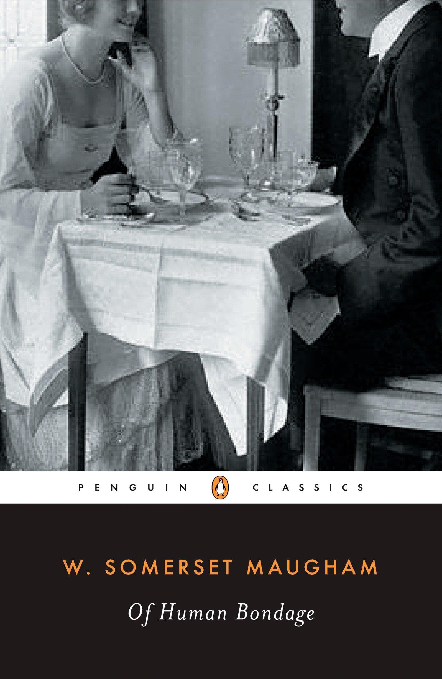 of human bondage penguin twentieth century classics