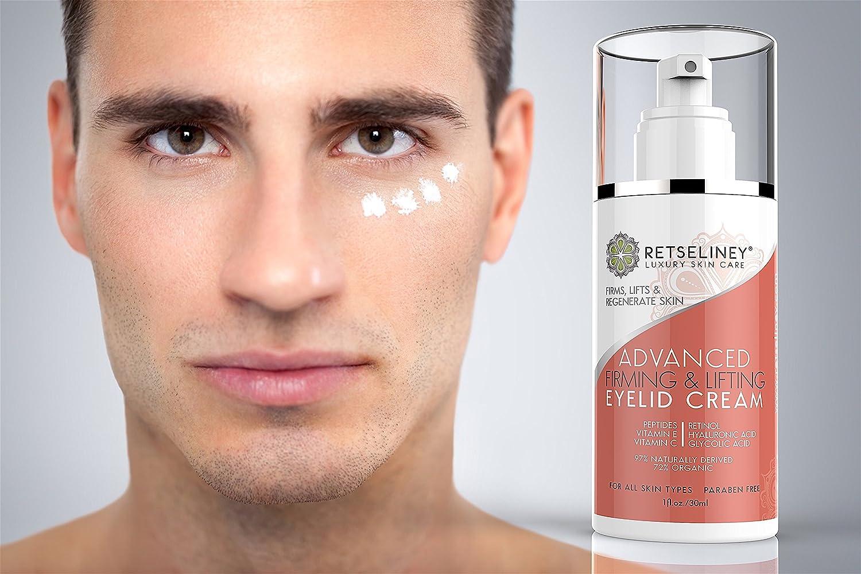 Amazon Retseliney Firming Lifting Eyelid Cream Firm And