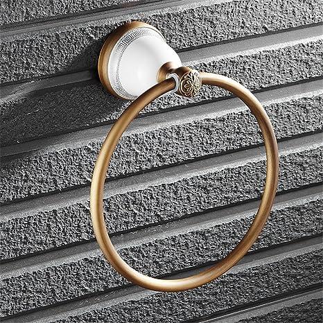 Yomiokla Accesorios de baño Toalla de Metal para Cocina, Inodoro, balcón y bañoUna Parte