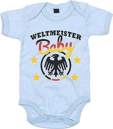 Departamento de camiseta – Body para bebé – Fútbol Campeones ...