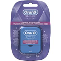 Oral-B 3D White Dental Floss, 35m