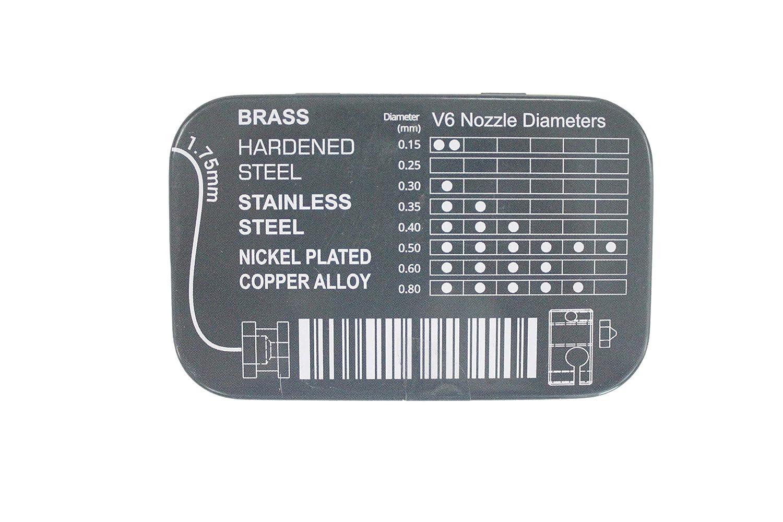 E3D Nozzle Pro Pack 1.75mm