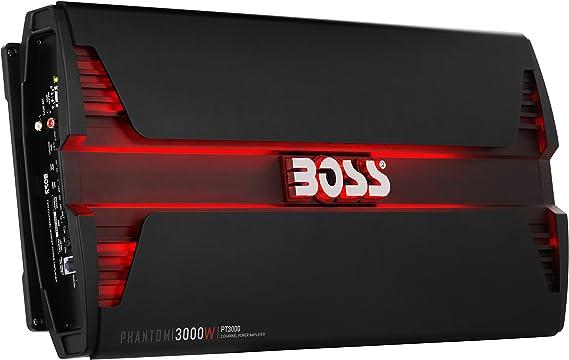 Boss Audio Pt3000 Phantom 3000w 2 Kanal Klasse A B Verstärker Auto
