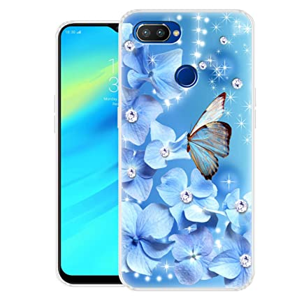 on sale 33a4f 6cd6b Fashionury Printed Soft Back Cover Case for Realme 2 Pro/Designer Back  Cover for Realme 2 Pro P235