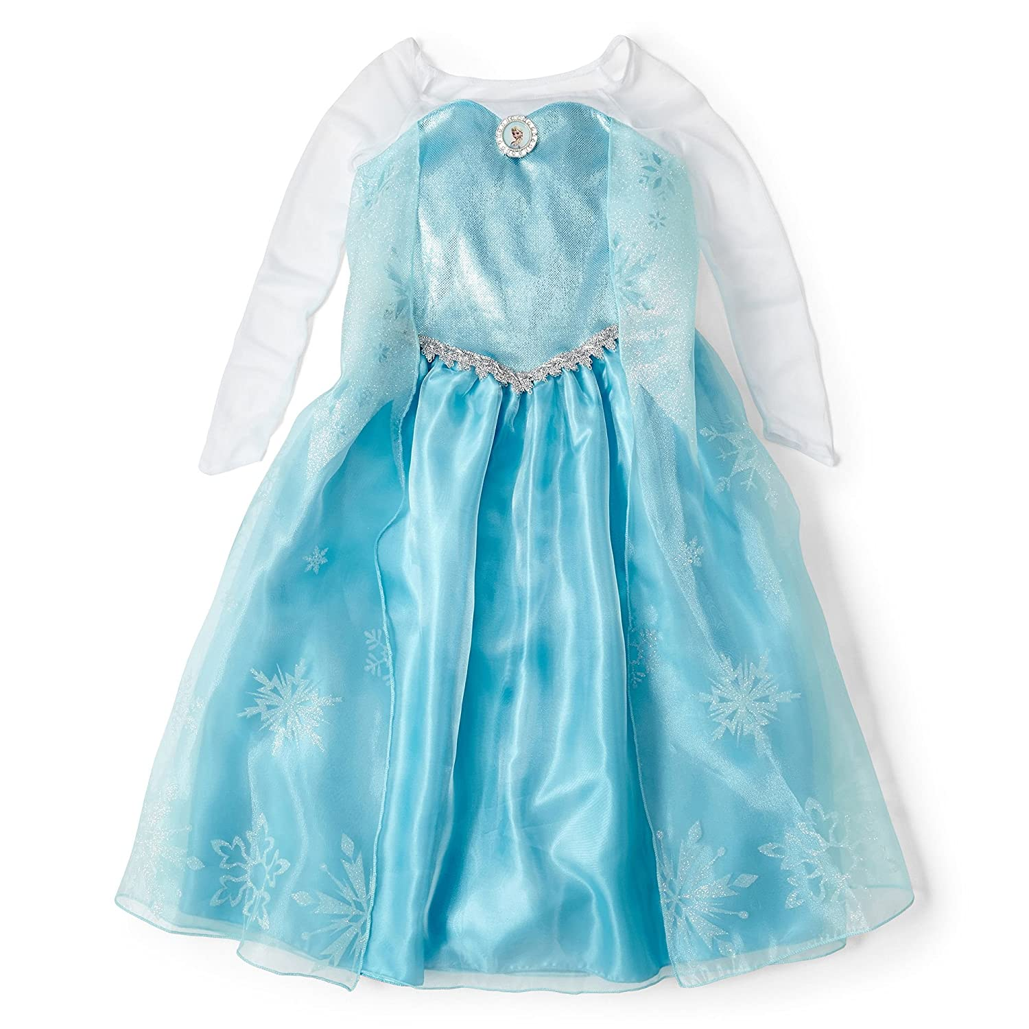 sc 1 st  Amazon.com & Amazon.com: Disney Elsa Frozen Costume: Toys u0026 Games