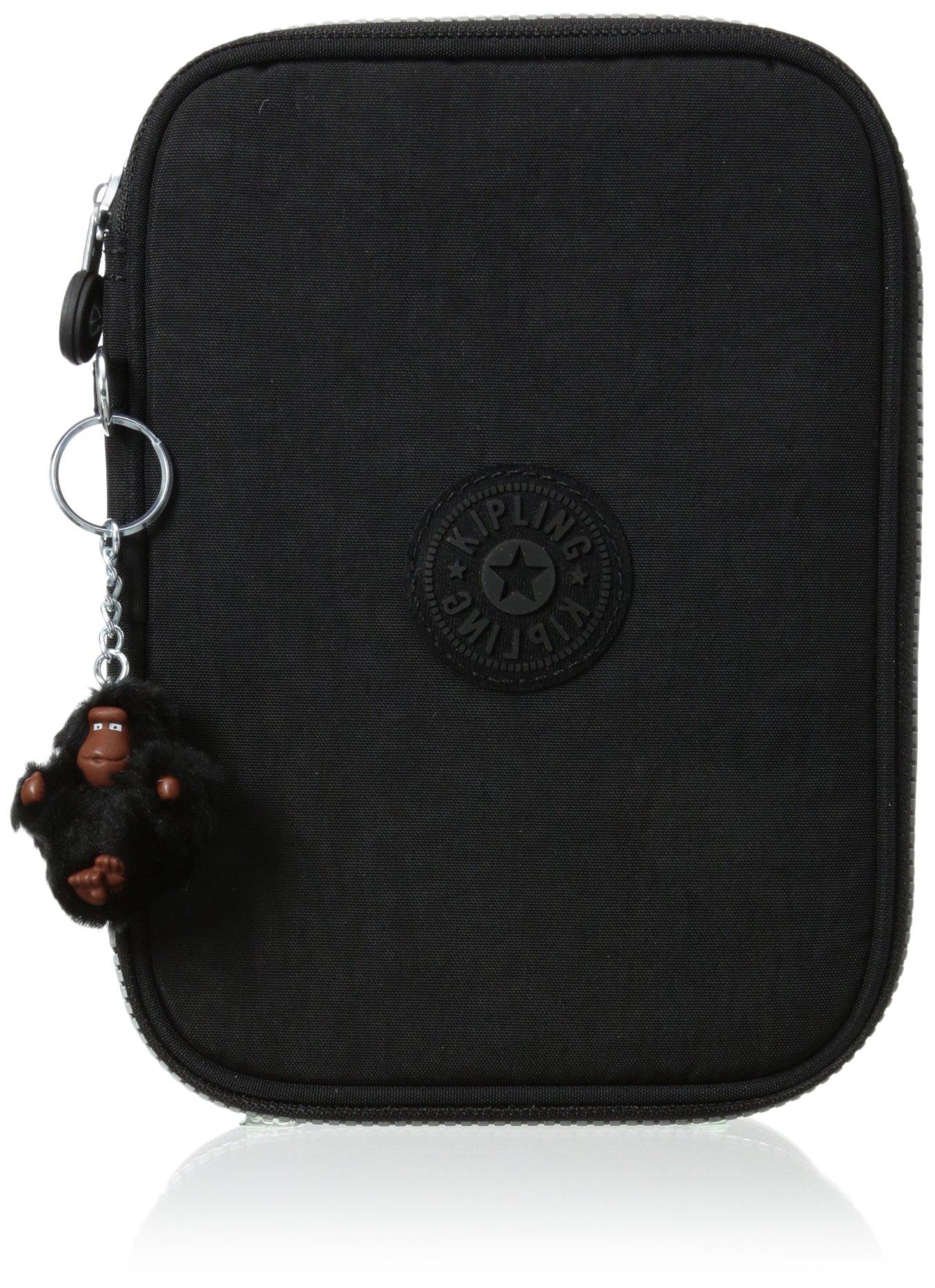 Kipling 100 Pen Case, Black, One Size by Kipling