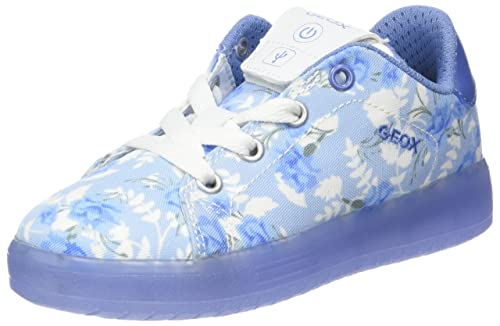 Geox Girl s J KOMMODOR Girl Sneakers  Amazon.ca  Shoes   Handbags 0f45a984faa