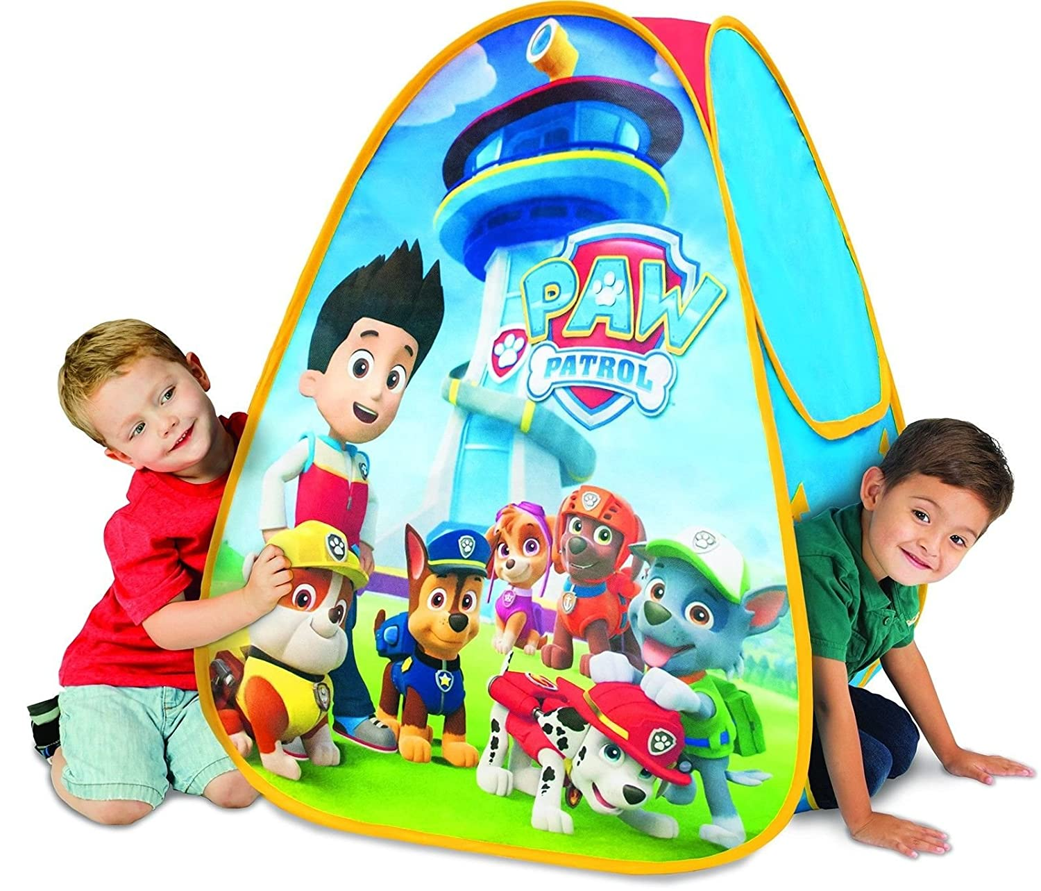 "Amazon Paw Patrol Camp ""N Play Toys & Games"