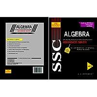 SSC ALGEBRA (Volume 1)