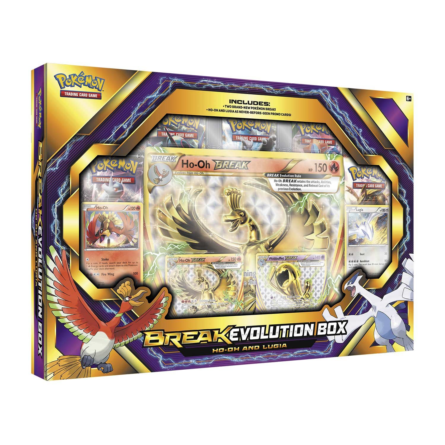 Pokemon TCG Break Evolution Bo...
