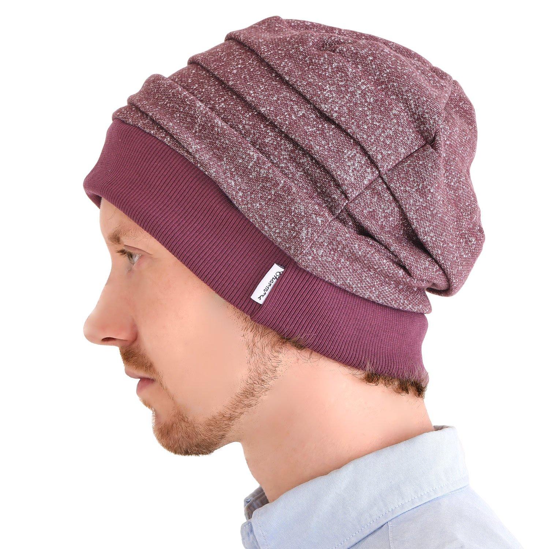 Casualbox All Season Slouch Beanie Hat Unisex Baggy Beanie Cotton Mens Womens 4589777963214
