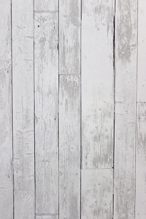 Tapete Rustikal vlies tapete antik holz rustikal hell grau verwittert amazon de