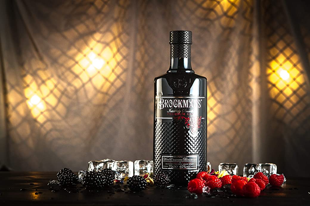 Brockman's ginebra 700 ml