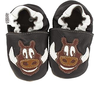 Hobea Germany Lauflernschuhe Wildschwein Wutzi, Unisex Babies' Baby Shoes & Slippers