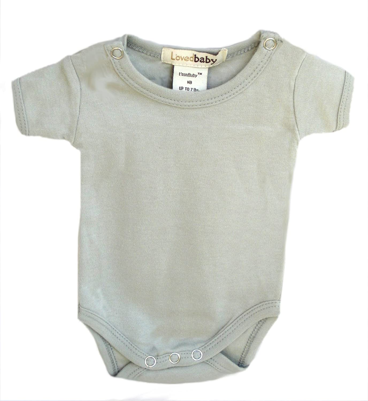 Lovedbaby Short-Sleeve Bodysuit