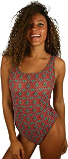product image for Lifestyles Direct Tan Through Traditional Tank Women's Swimwear