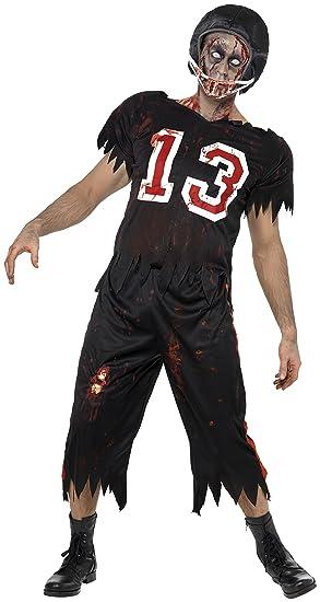 Smiffys - Disfraz de colegial Zombi para Hombre, Talla L (UK 44 ...