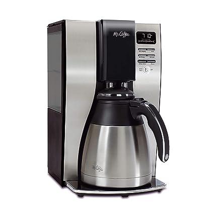 Mr. Coffee Optimal Brew - Sistema de cafetera térmica (10 ...