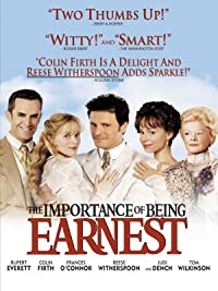 irony in the importance of being earnest