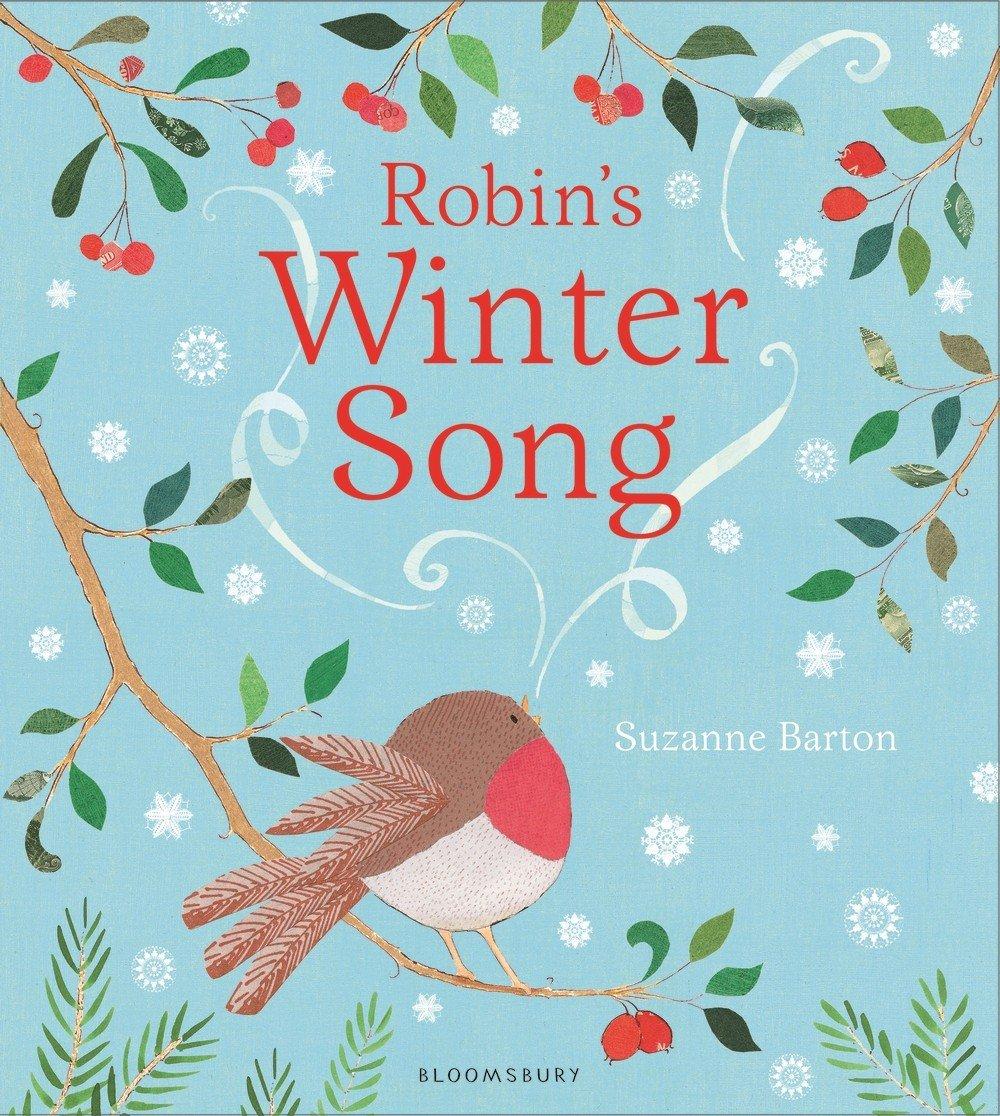 Robin's Winter Song: Amazon.co.uk: Barton, Suzanne, Barton, Suzanne: Books