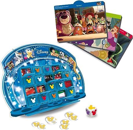 Diset - Disney Adivina la película (Diset 46588): Amazon.es: Juguetes y juegos