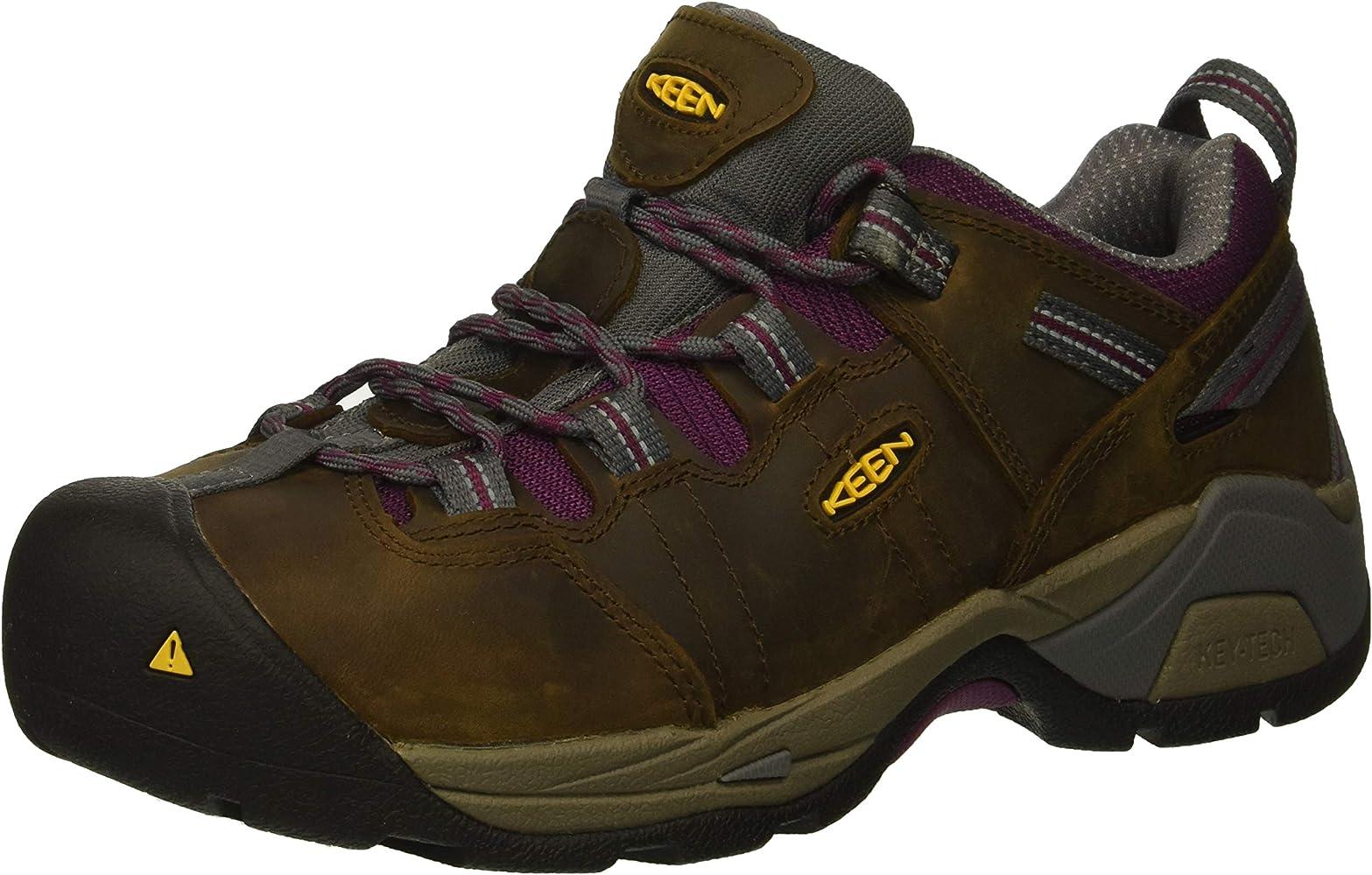 Detroit Xt Steel Toe Industrial Shoe