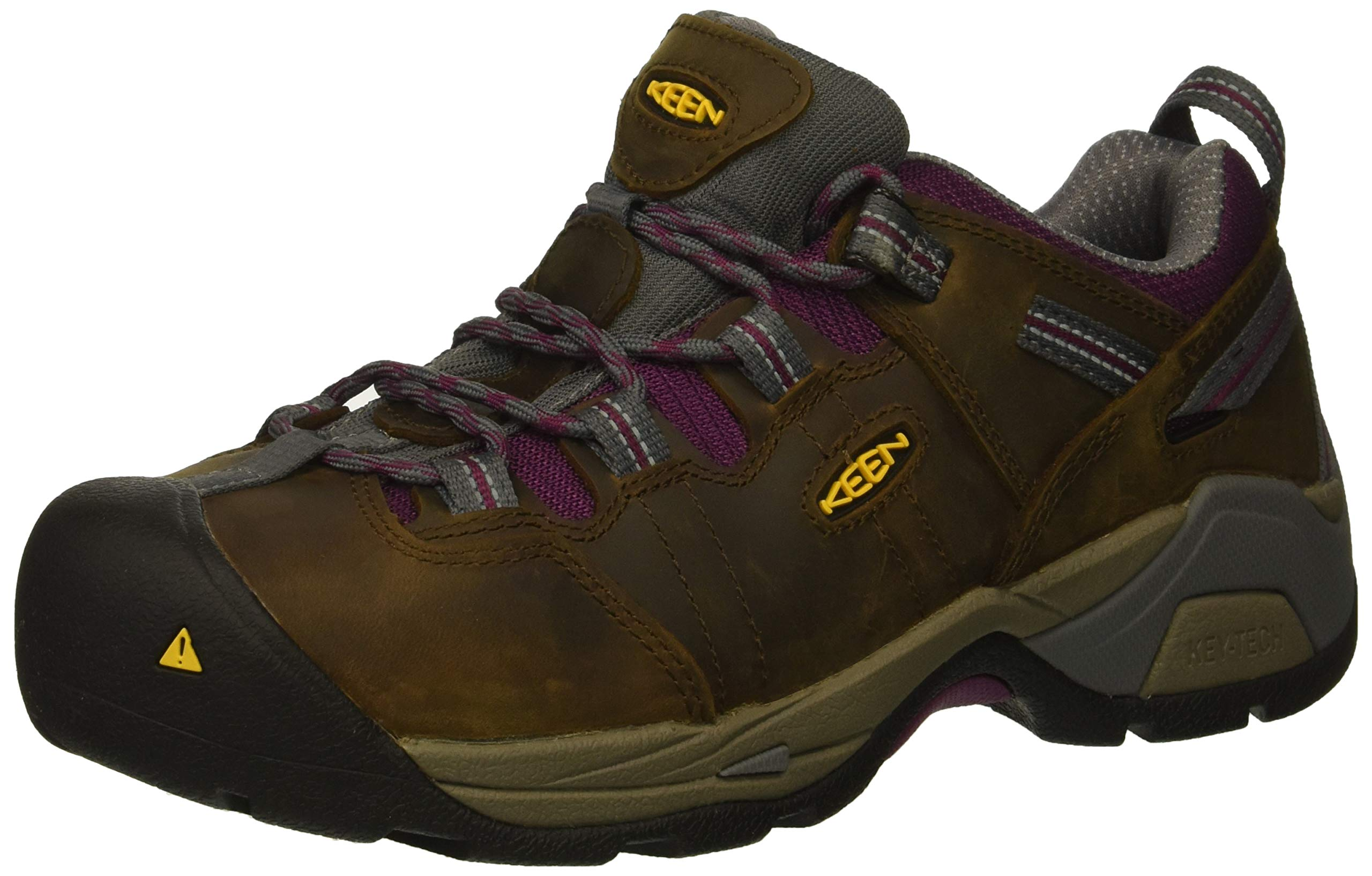 KEEN Utility Women's Detroit XT Low Steel Toe Waterproof Work Shoe by KEEN Utility