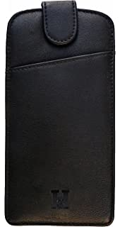 Golunski Vintage 51 Leather Glasses Case Style 887 Colour Black