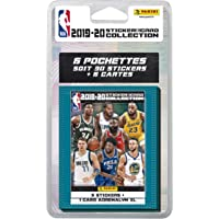 Panini France SA- 6 zakken NBA 2019-2020, 2534-038
