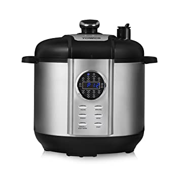 tower health t16005 one pot express 12 in 1 electric pressure cooker 6 tower health t16005 one pot express 12 in 1 electric pressure      rh   amazon co uk