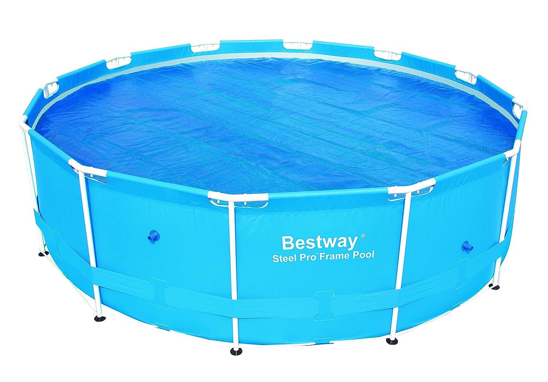 Bestway 58242 Lona para Piscina de diámetro 366 cm: Amazon.es: Jardín