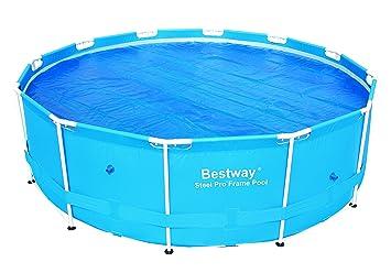 Bestway 58242 lona para piscina de diámetro 366 cm