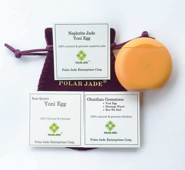 Amazon 3 Pcs Nephrite Jade Eggs Set And 2 Pcs Rose Quartz Ben