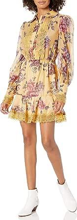 Keepsake the Label Women's Atomic Long Sleeve Mini Dress