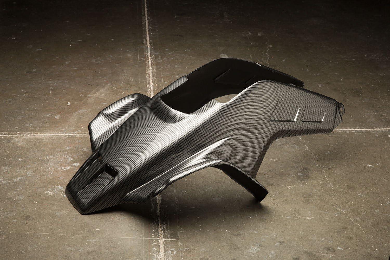 MAIER TANK COVER BLK TRX250R /'86-89 117220 ATV Honda