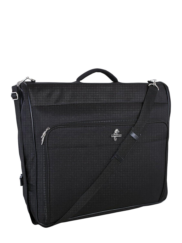 Atlantic AL1142009 Softside Garment Bag, Black, Checked – Medium Checked – Medium TP-HOLIDAY GROUP LIMITED