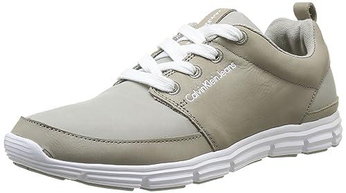 Marlon Shiny Buffalo Nylon, Mens Tennis Shoes Calvin Klein Jeans