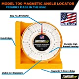 Johnson Level & Tool and Tool 700 Magnetic Angle