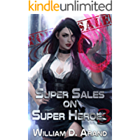 Super Sales on Super Heroes: Book 3 (English Edition)