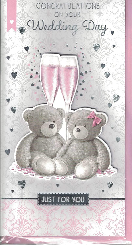 Wedding Day Card ~ Congratulations On Your Wedding Day ~ Bride ...