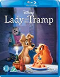 Lady and the Tramp [Blu-ray] [Region Free]