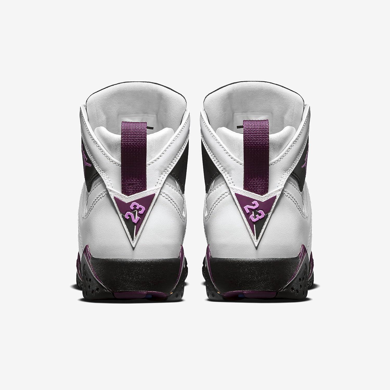 Basketballschuh Air Jordan 7 Retro Gg Hvit / Fuchsia Glød Ue4J0qgid