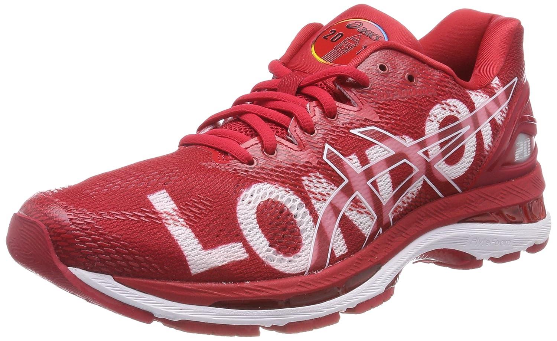 ASICS Damen Gel-Nimbus 20 London Marathon Laufschuhe