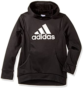 Amazoncom Adidas Little Girls Performance Hoodie Clothing