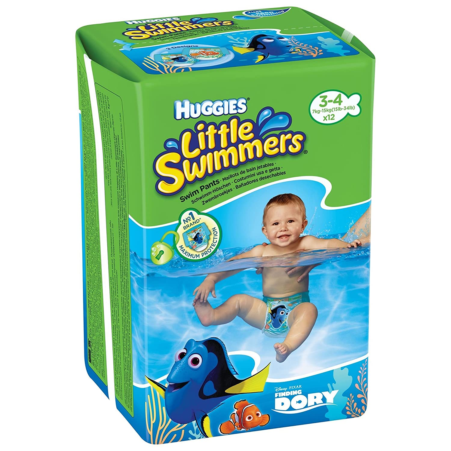 Huggies Little Swimmers Smaller Pants null