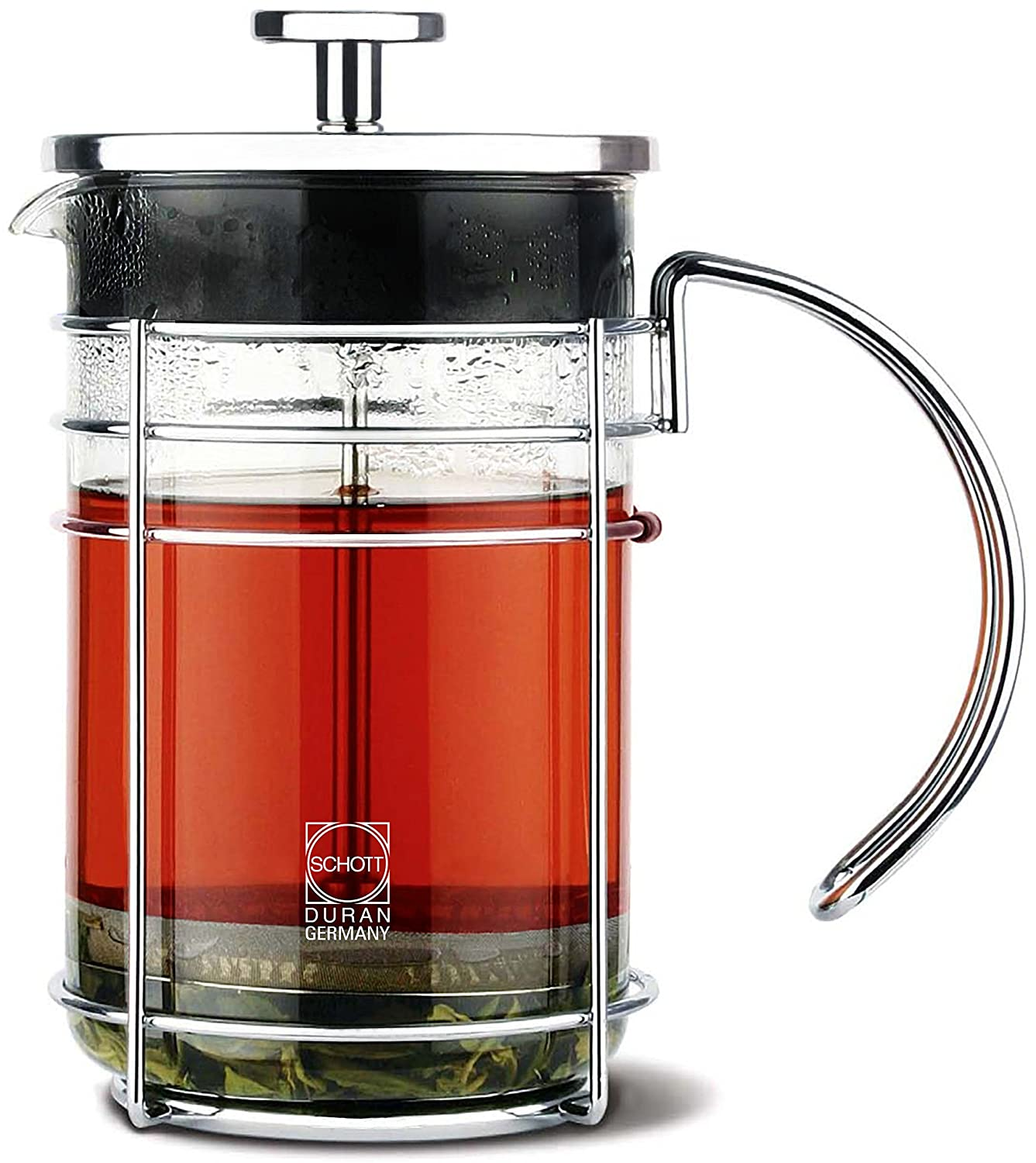 GROSCHE Madrid French Press Coffee Maker, Tea Press